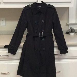 London Fog raincoat with zip liner size L